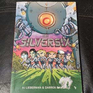 The Silver Six by AJ Lieberman